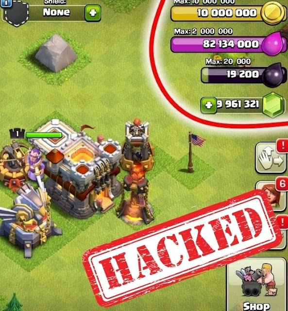 Clash Of Clans Mod Apk Latest Version Download