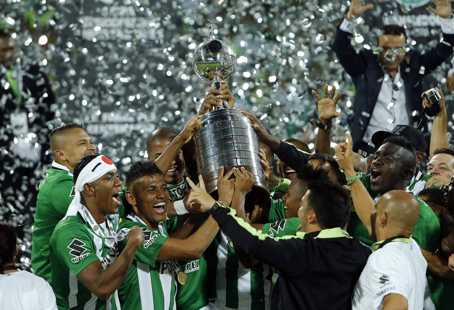 Resultado de imagem para Atlético Nacional libertadore