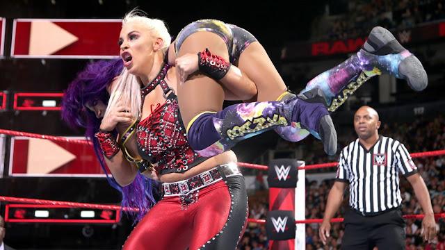 Sasha Banks def. Dana Brooke