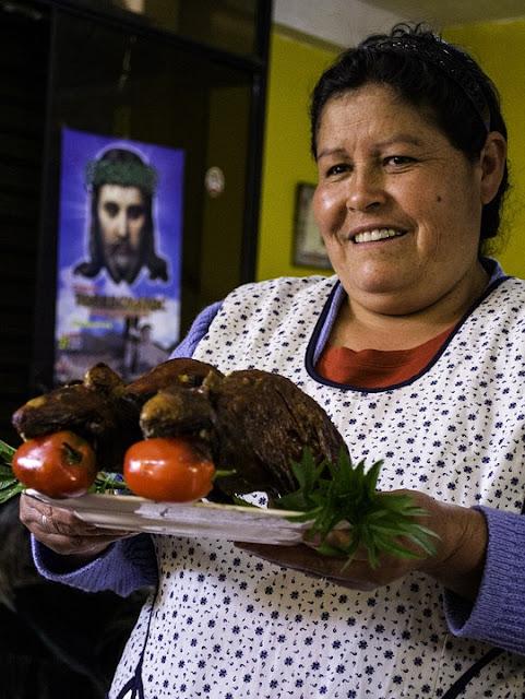 la dietista de san sebastian vanessa blazquez nos ayuda a comer sano en las comidas familiares sin engordar