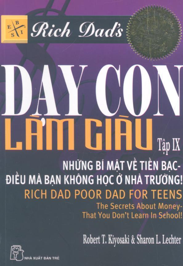 Dạy con làm giàu tập 9 (Download)