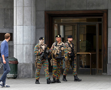 Βρυξέλλες: Έκρηξη σε σιδηροδρομικό σταθμό - «Εξουδετερώθηκε» βομβιστής αυτοκτονίας [Βίντεο]