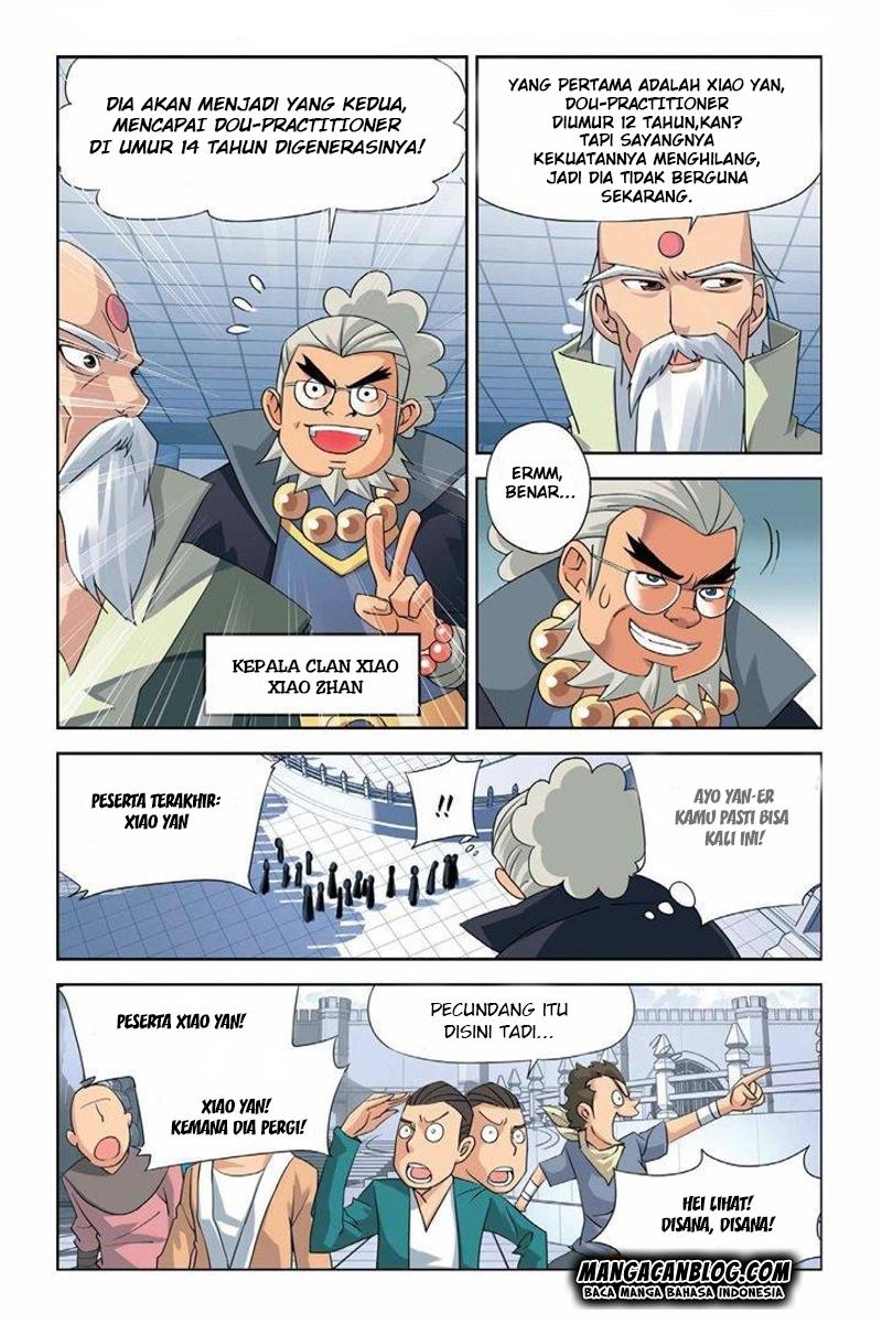 Battle Through Heaven Chapter 01-21