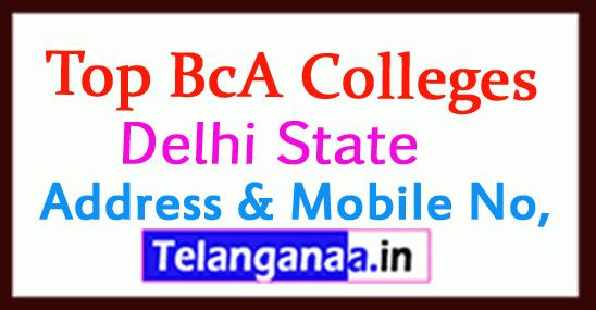 Top BCA Colleges in Delhi