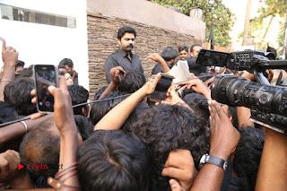 Tamil Actor Simbu (Silambarasan) Press Meet on Jallikattu Issue  0003.JPG