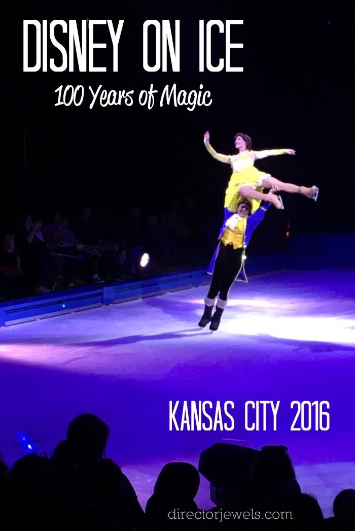 Sprint Center Kansas City. Follow your heart straight to adventure at Disney On Ice! Just keep swimming with Dory and new pal Hank from Disney•Pixar's Finding Dory as they set out to find her parents and discover the devotion of family.