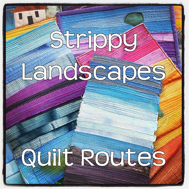Deborah O'Hare @Quilt Routes