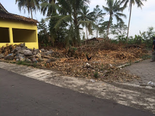 Tanah Dijual Utara Gito Gati Dekat Jalan Palagan Yogyakarta 1