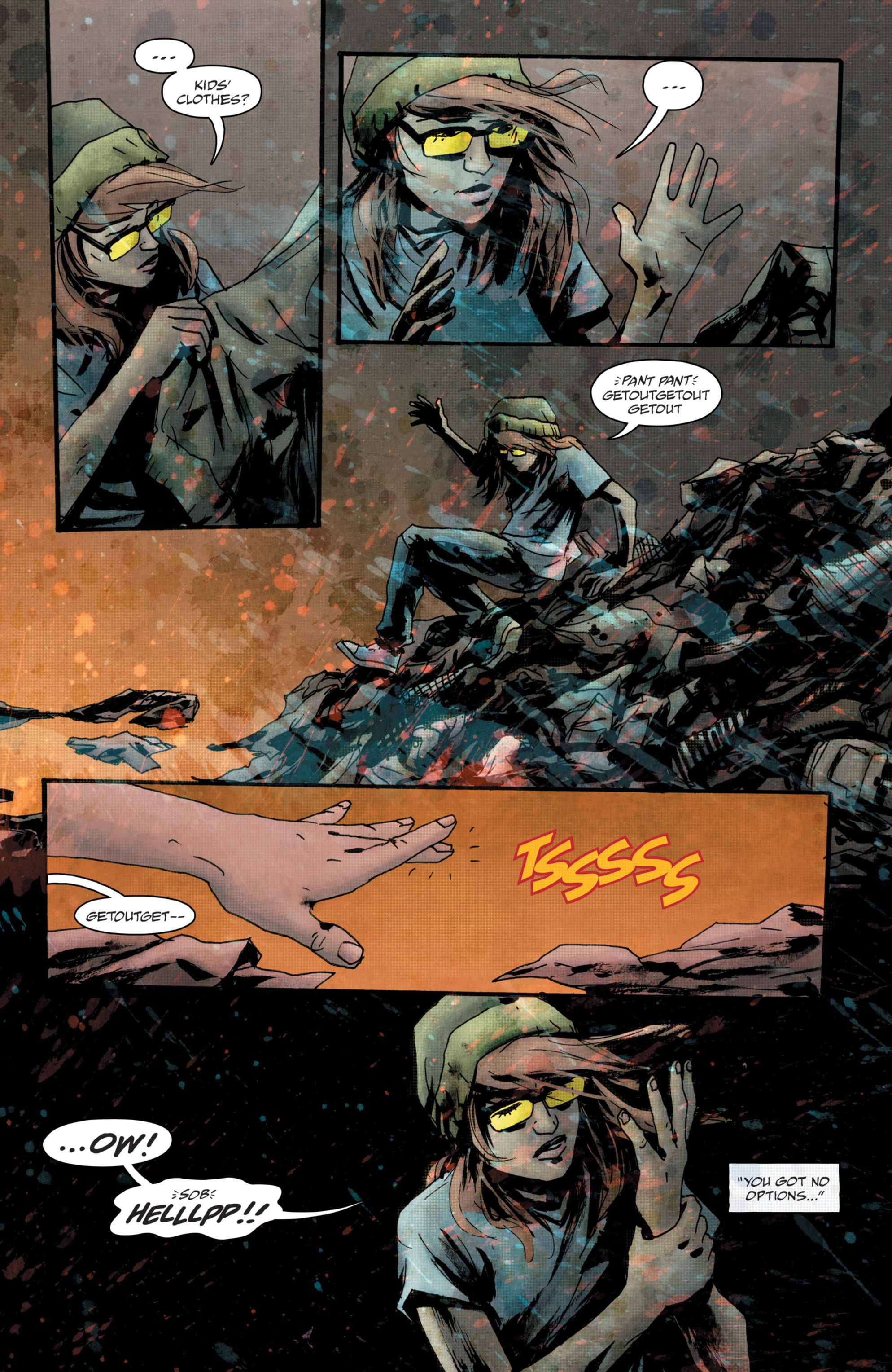 Read online Wytches comic -  Issue #4 - 13
