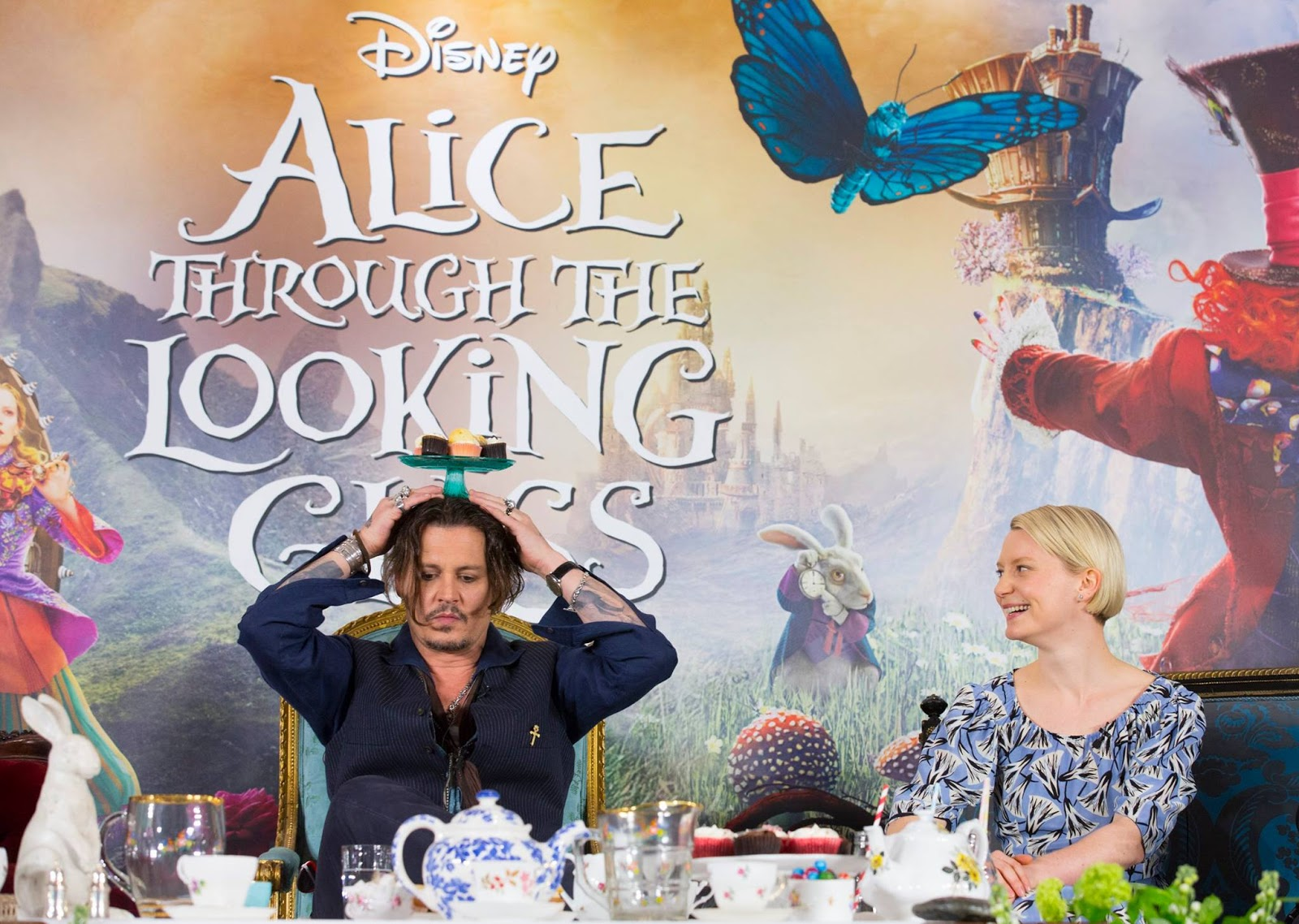 Alice Through the Looking Glass (2016 film) - Wikipedia