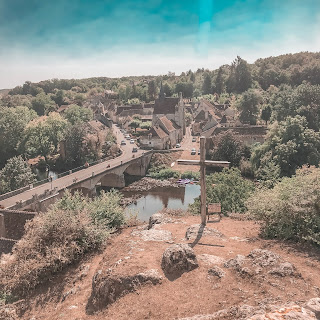 The New Blacck - Blog - Orléans - Week end - Angles sur l'Anglin - 2018