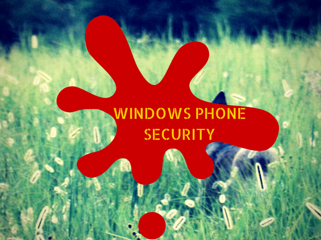 Best Security Apps on Windows Phone to prevent information hacking