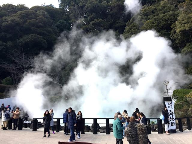 日本遊記 - 九州 - 北九州自由行 DAY 7 ( 由布院到別府巴士教學, 別府八湯)