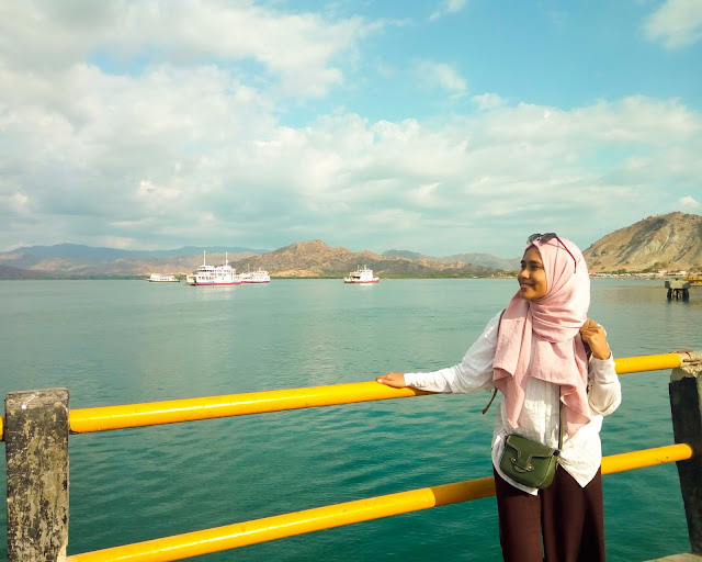 Pelabuhan Poto Tano Sumbawa Barat (2). Source: jurnaland.com