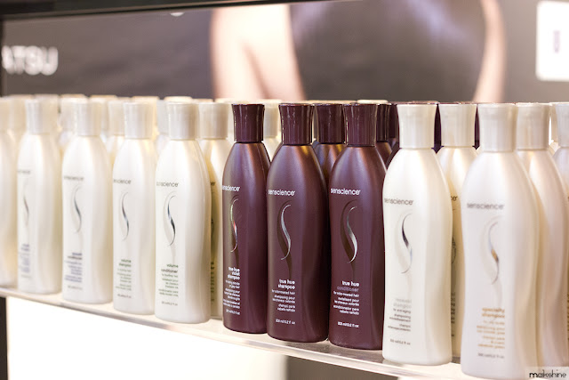 Senscience by Shiseido - Salon Look Madrid