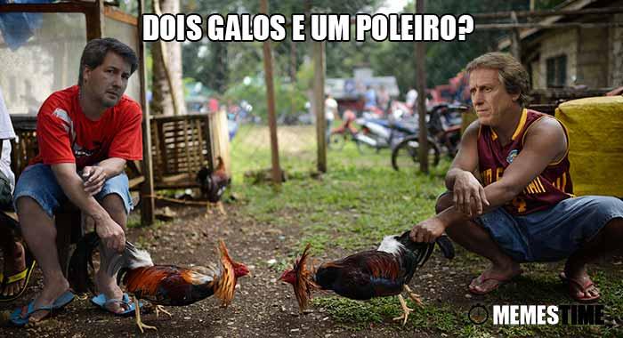 GIF Memes Time… da bola que rola e faz rir - Bruno de Carvalho e Jorge Jesus Amigos, amigos como dantes? – Dois Galos e um Poleiro?