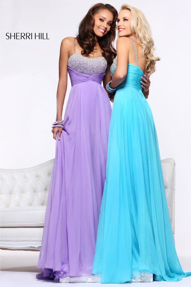 Fashion And Stylish Dresses Blog: Sherri Hill Prom Dresses ...