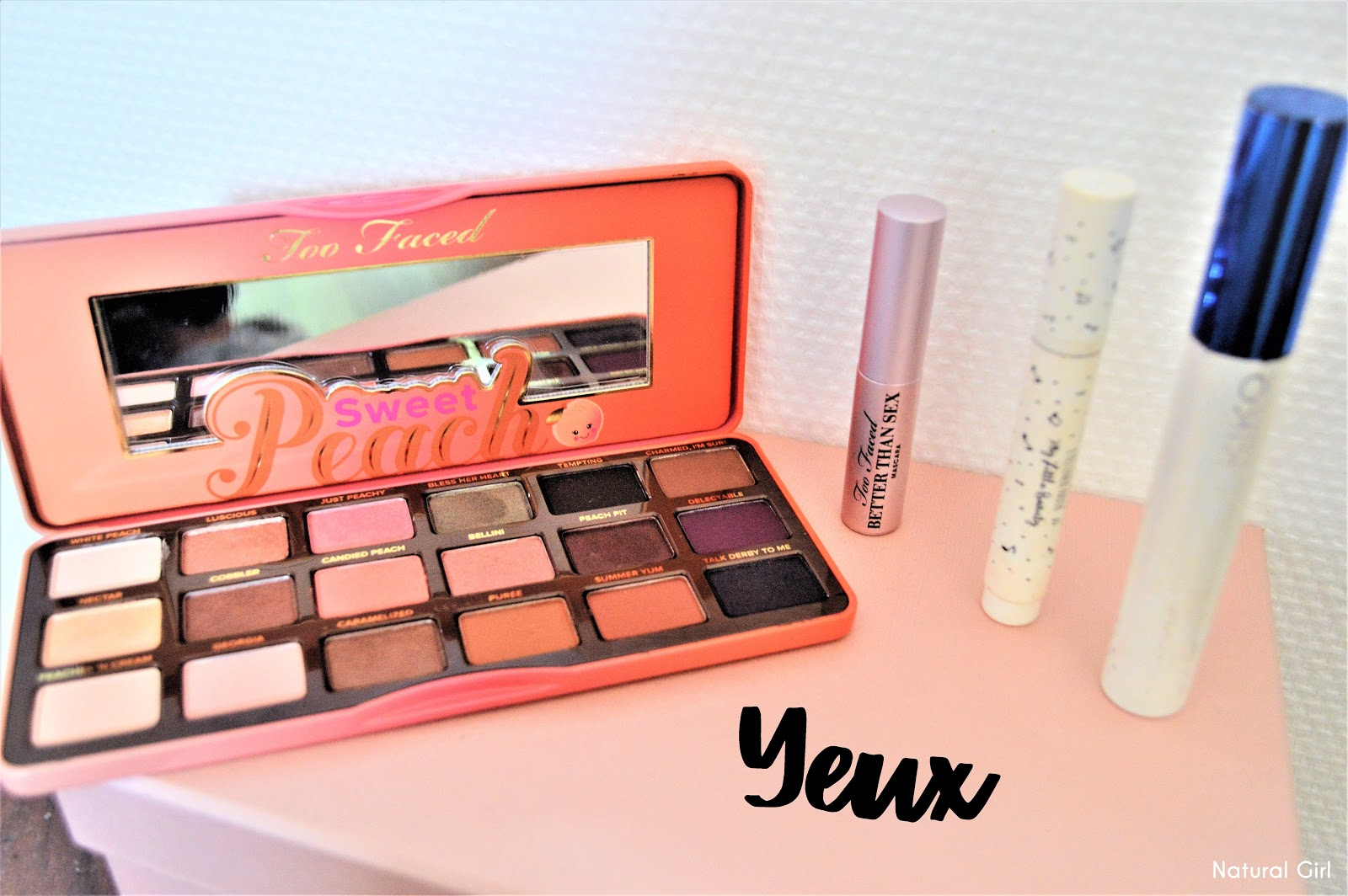 Sweat Peach Too Faced