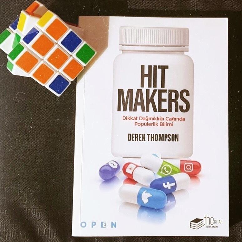 Hit Makers - Dikkat Daginikligi Caginda Populerlik Bilimi (Kitap)