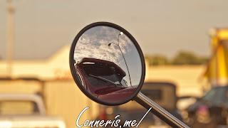 Mack B61 Thermodyne Diesel Spot Mirror