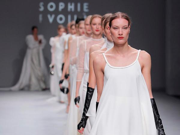 Desfile Sophie et Voila en Valmont Barcelona Bridal Week - Colección 2020