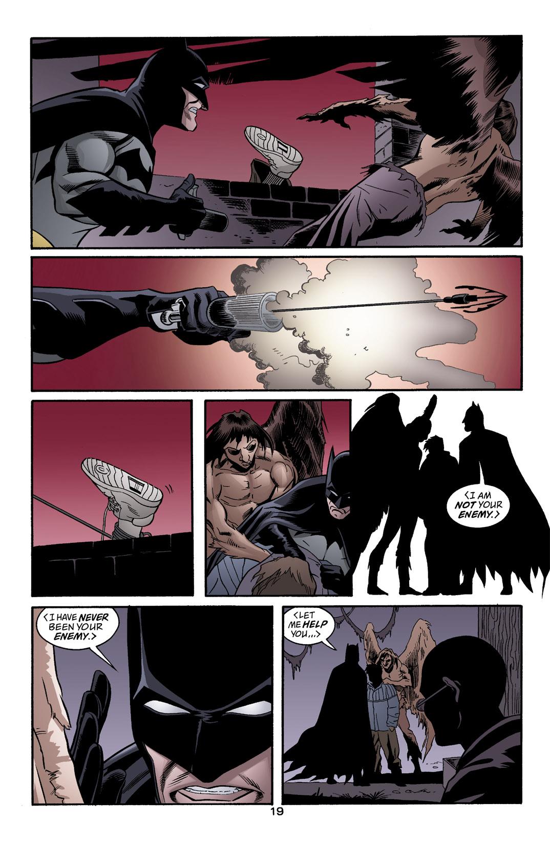 Detective Comics (1937) 770 Page 19