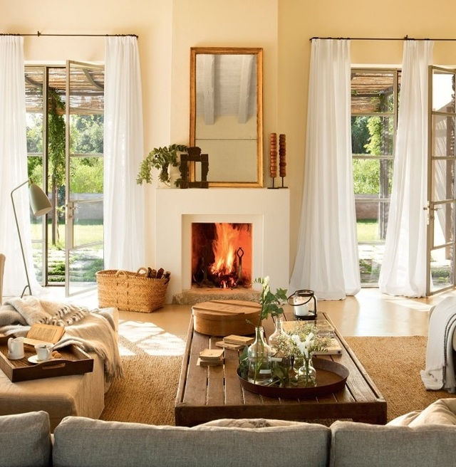 Arredare in stile Country Chic
