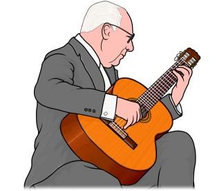 クラシック ギター (classic guitar)