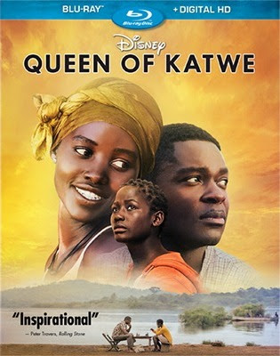 Queen Of Katwe 2016 BRRip 400MB Dual Audio ORG 480p