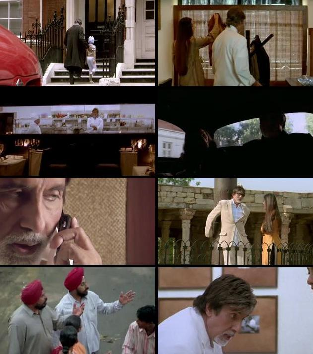Cheeni Kum 2007 Hindi 480p HDRip