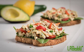 10 Kinds of Healthy Snacks for Diabetics : Tuna Salad
