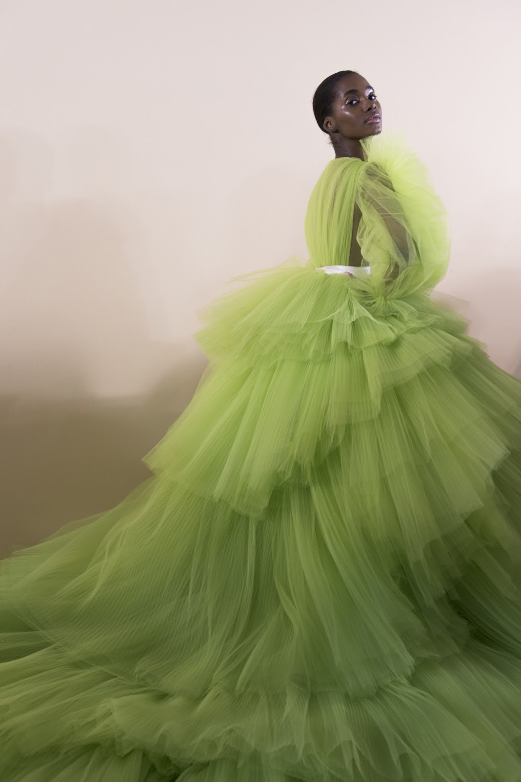 Fabulous Mive Tulle Gowns To Make You Swoon