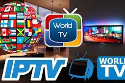 ملف قنوات World m3u free daily iptv list 16.11.2018