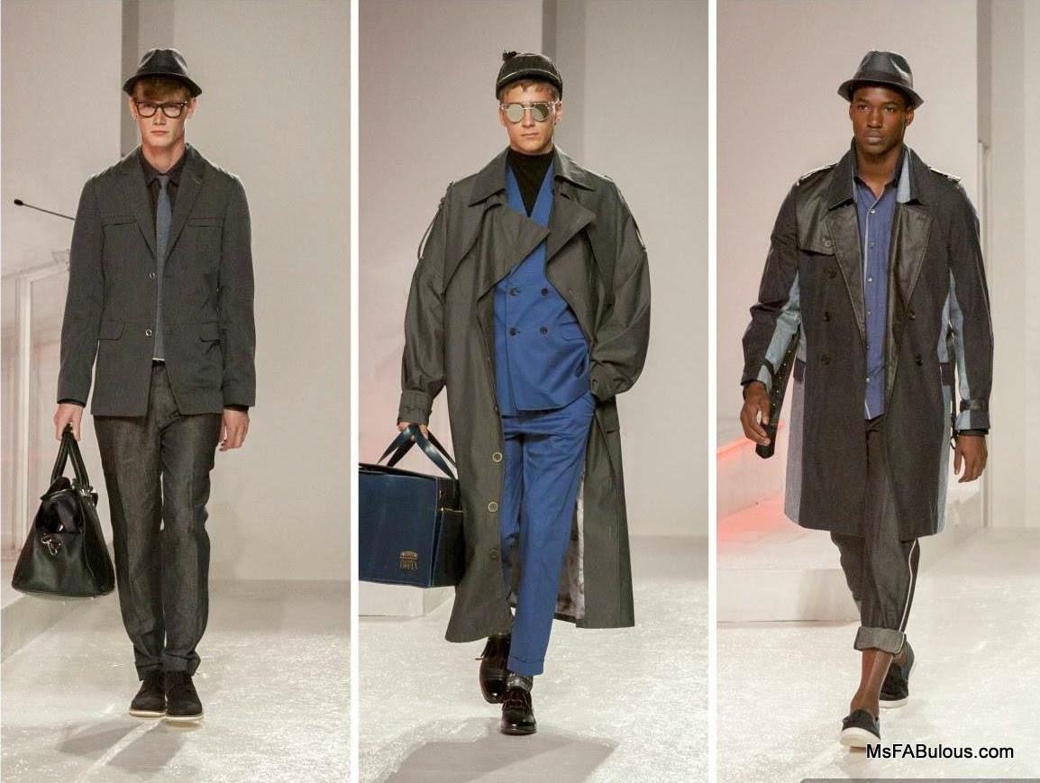 MS. FABULOUS: Parsons Fashion 2014