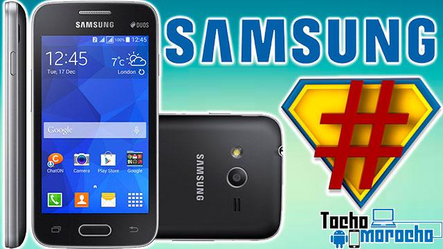 Rootear Samsung Galaxy Ace 4 SM-G313ML y SM-G313U