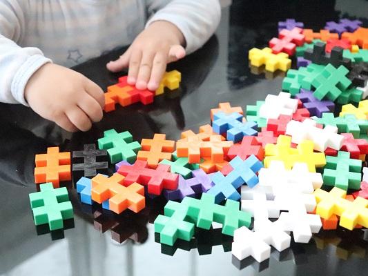 jeu de construction pour enfants