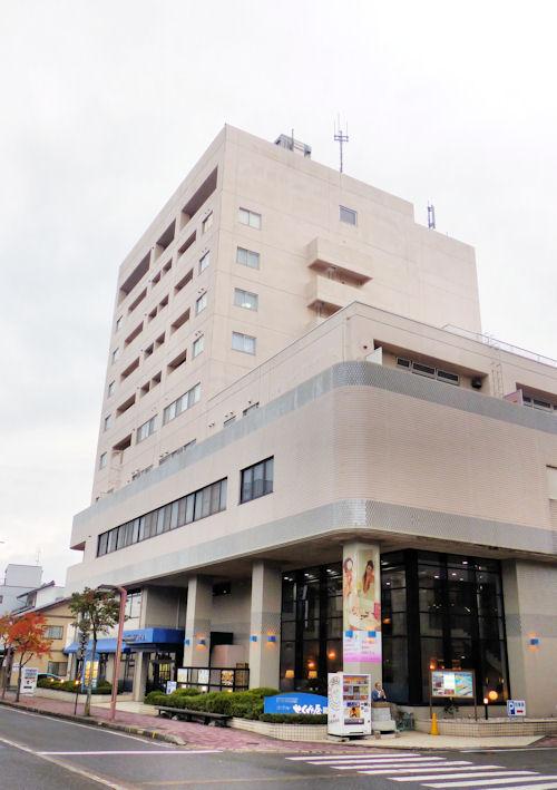Hotel Sekumiya Obama Fukui Japan.