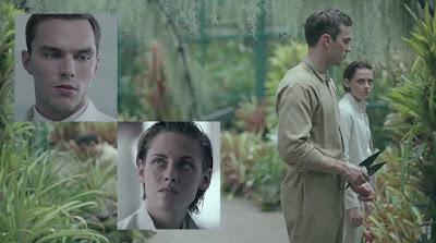 Kristen Stewart, Nicholas Hoult Equals (2015)