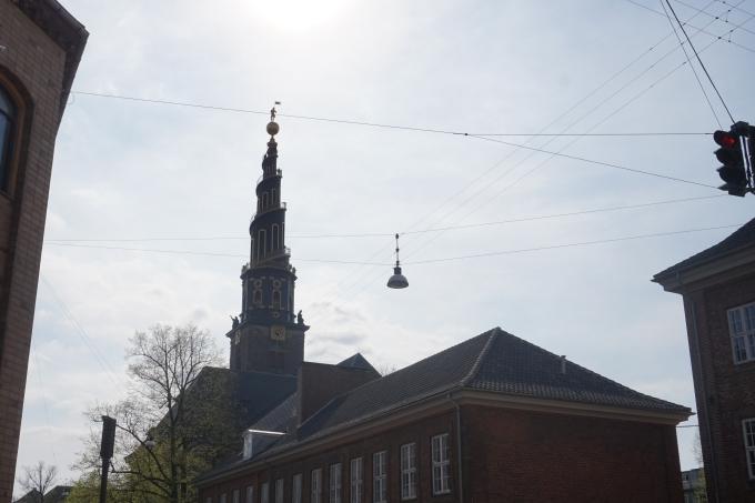 Church of our saviour, näköalatorni, Christianian vieressä