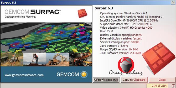 Crack Leapfrog Mining Software