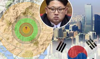 North Korea: What happens if a hydrogen bomb hits Seoul?