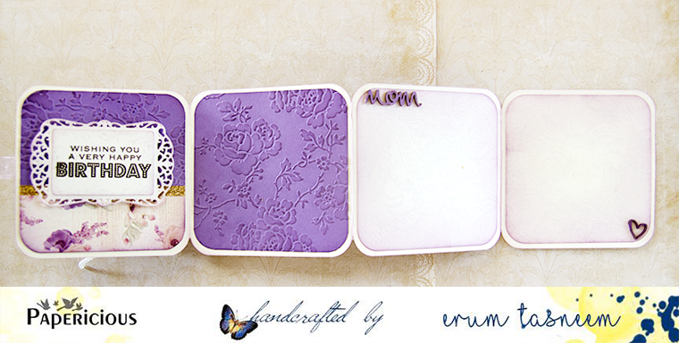 Papericious Whimsical paper pack. Project by Erum Tasneem @pr0digy0