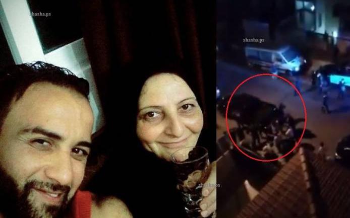 شاهد لحظة القبض على الشاب الذي قطع رأس أمه في الأردن! كان يصرخ و يبكي و يقول ما لا يتوقعه أحد!