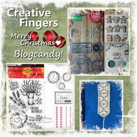 Creative Fingers Christmas Blogcandy