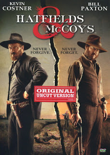 Giveaway: enter to win the Emmy nominated 'Hatfields & McCoys' on DVD