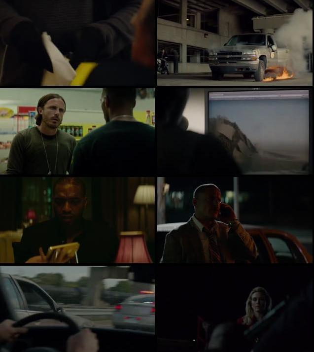 Triple 9 2016 English 480p BRRip