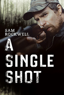 Poster Of Hollywood Film A Single Shot (2013) In 300MB Compressed Size PC Movie Free Download At worldfree4u.com