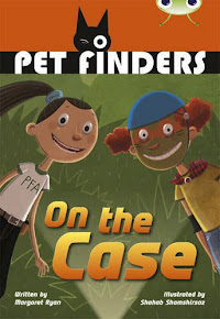 PET FINDERS -On the Case
