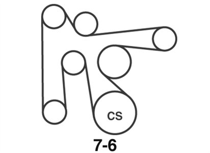 Dodge Serpentine Belt Diagram On 94 Caravan Serpentine Belt Diagram
