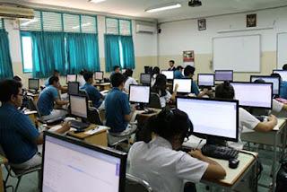 tips da cara mengerjakan unbk atau ujian nasional berbasis komputer